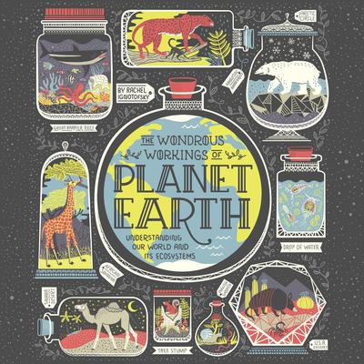 The Wondrous Workings of Planet Earth: Understanding Our World and Its Ecosystems Audiobook, by Rachel Ignotofsky