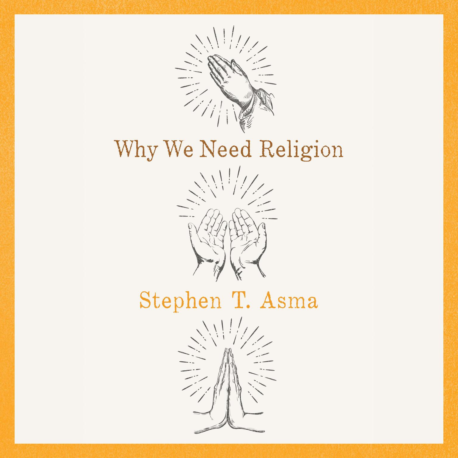 Printable Why We Need Religion Audiobook Cover Art