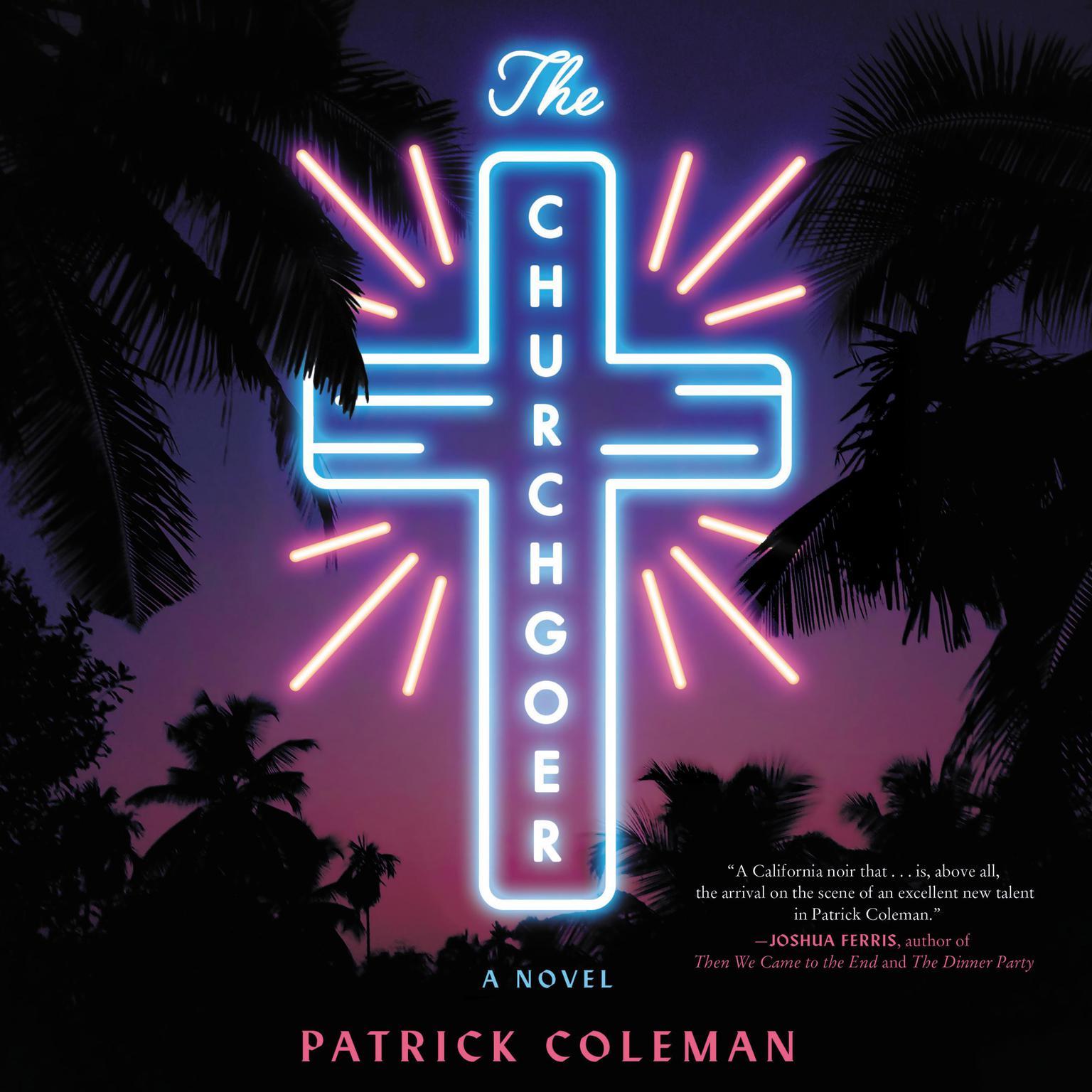 Printable The Churchgoer: A Novel Audiobook Cover Art