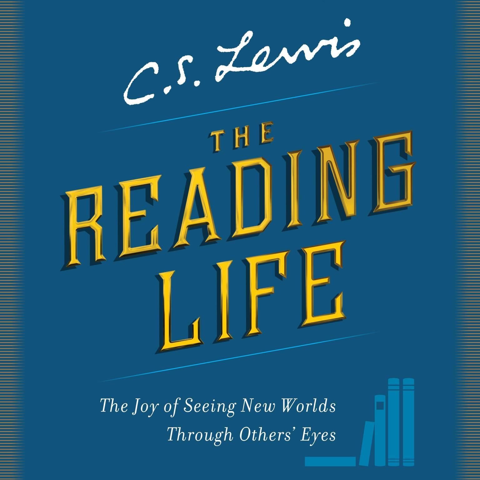 Printable The Reading Life: The Joy of Seeing New Worlds Through Others' Eyes Audiobook Cover Art