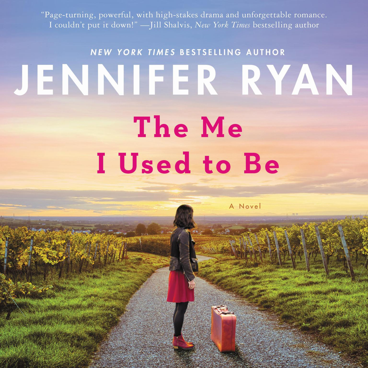 Printable The Me I Used to Be: A Novel Audiobook Cover Art