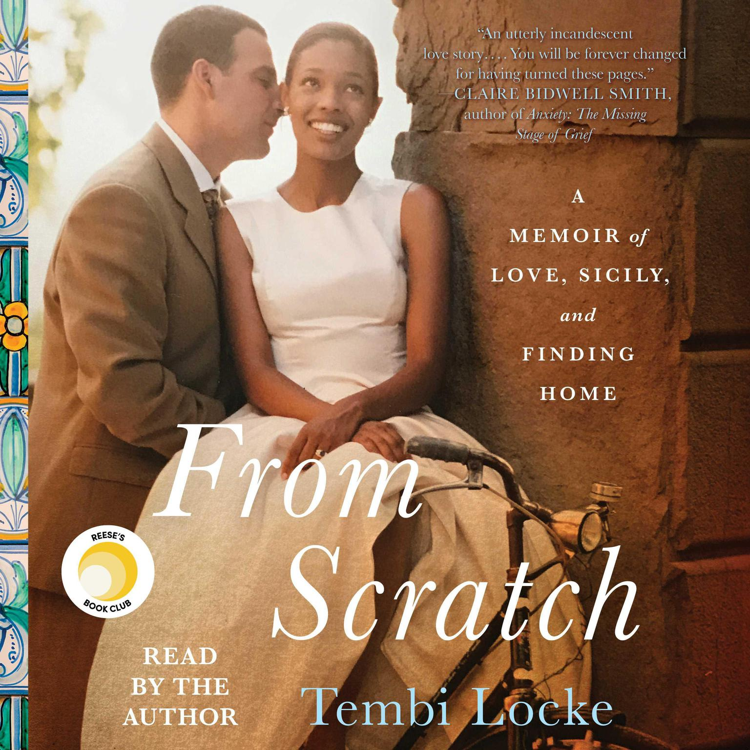 Printable From Scratch: A Memoir of Love, Sicily, and Finding Home Audiobook Cover Art