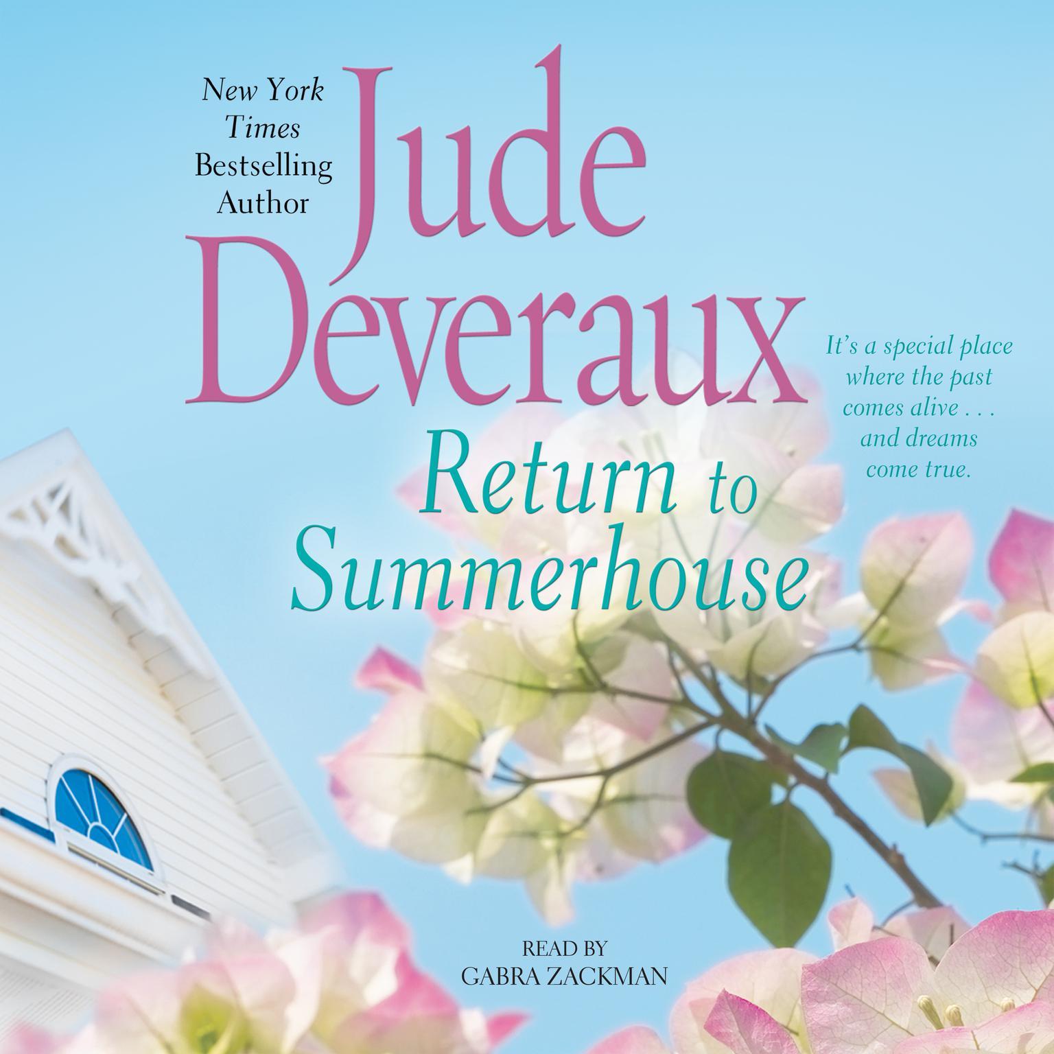 Return to Summerhouse Audiobook, by Jude Deveraux
