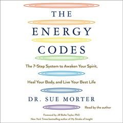 The Energy Codes: The 7-Step System to Awaken Your Spirit, Heal Your Body, and Live Your Best Life Audiobook, by