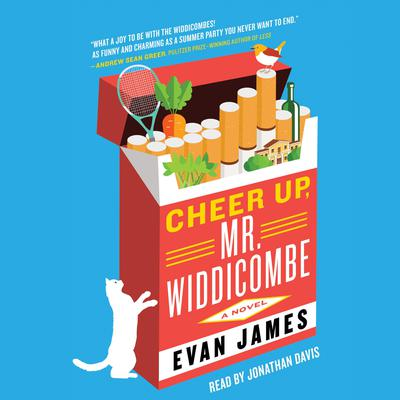 Cheer Up, Mr. Widdicombe: A Novel Audiobook, by Evan James