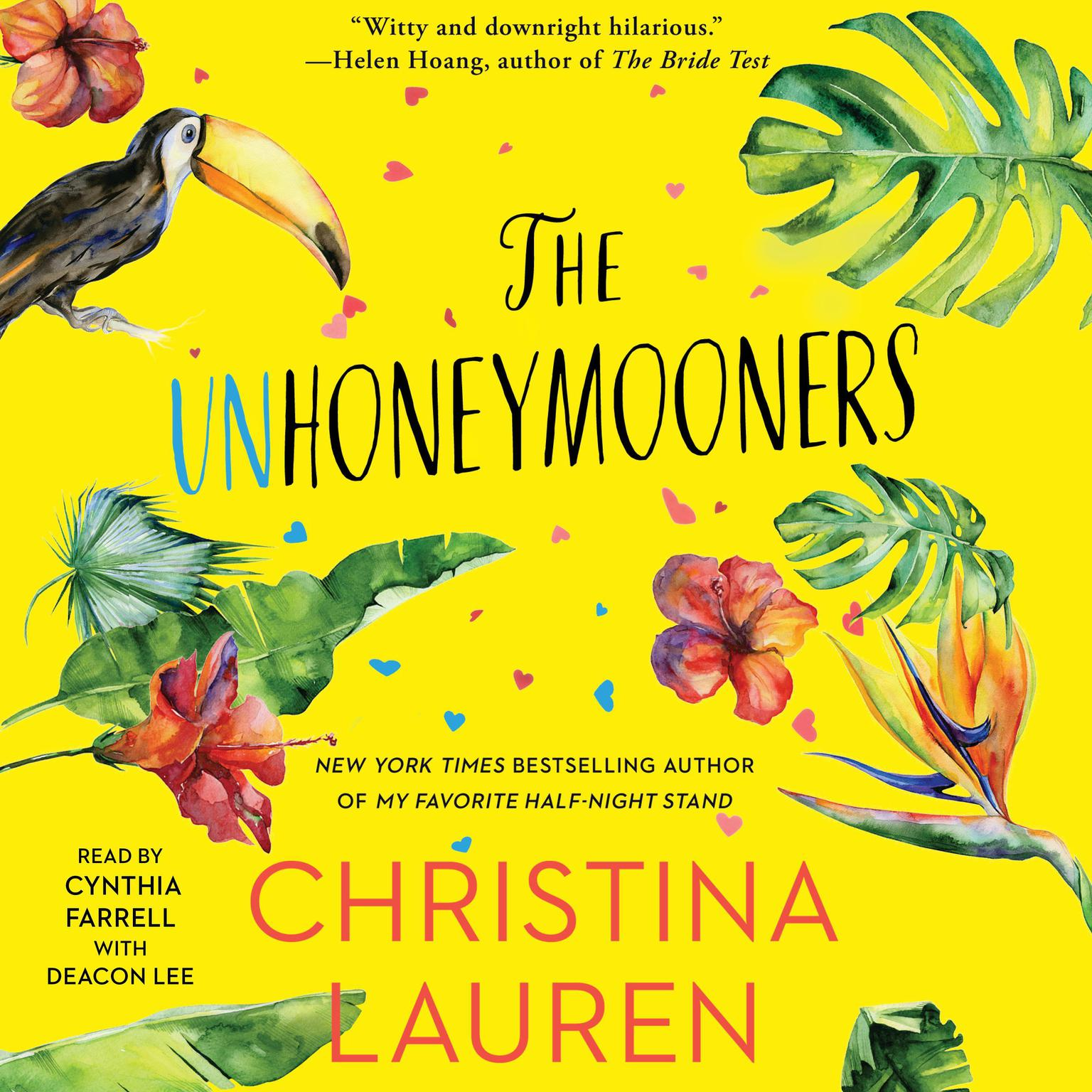 Printable The Unhoneymooners Audiobook Cover Art