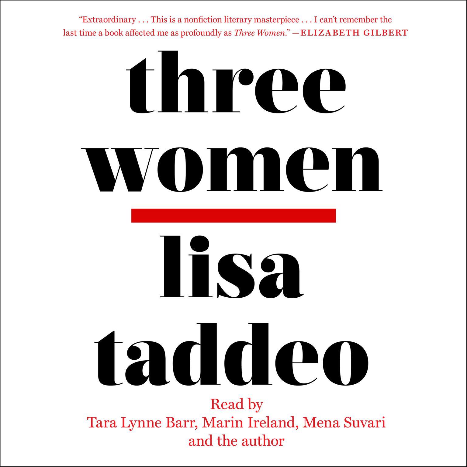 Three Women Audiobook, by Lisa Taddeo