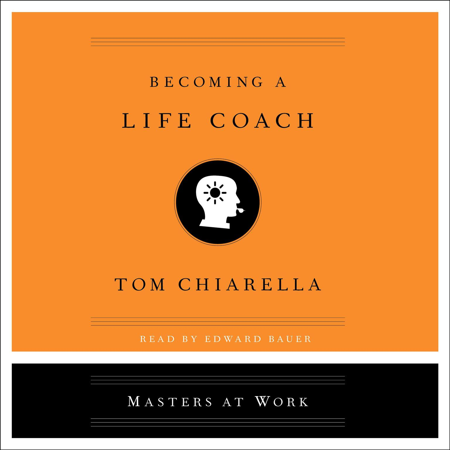 Printable Becoming a Life Coach Audiobook Cover Art