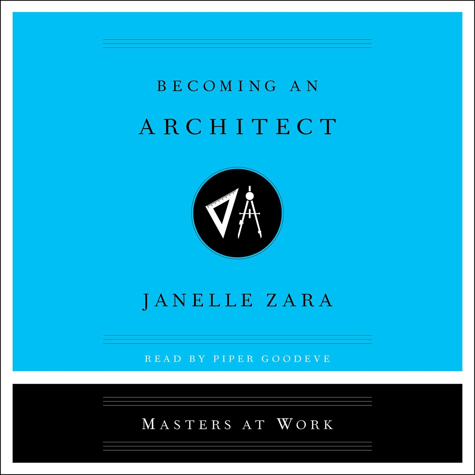 Printable Becoming an Architect Audiobook Cover Art