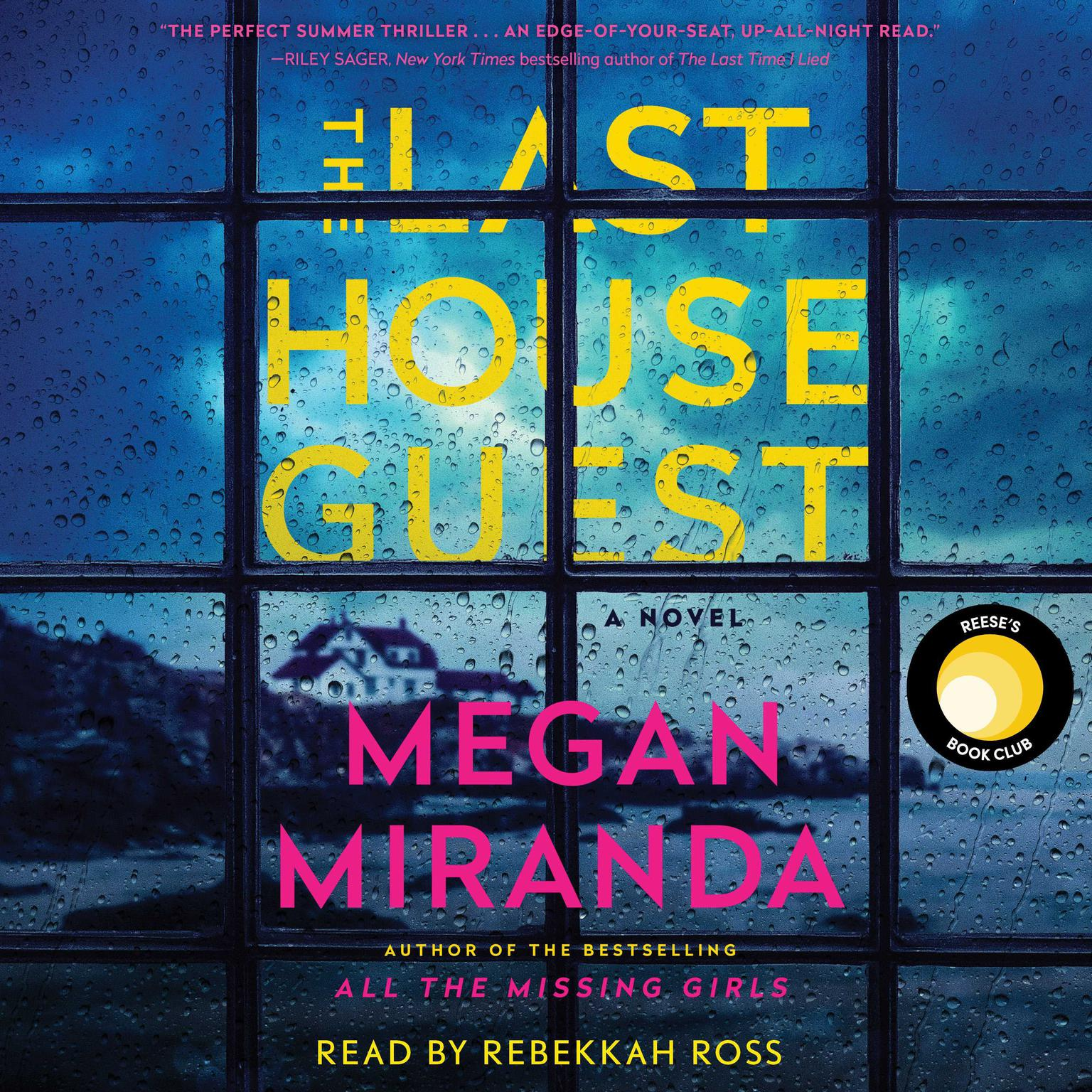 Printable The Last House Guest: A Novel Audiobook Cover Art