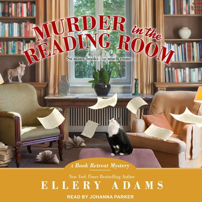 Murder in the Reading Room Audiobook, by