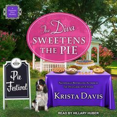 The Diva Sweetens the Pie Audiobook, by Krista Davis