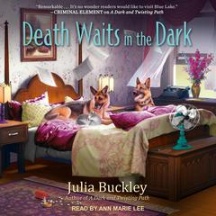 Death Waits in the Dark Audiobook, by Julia Buckley