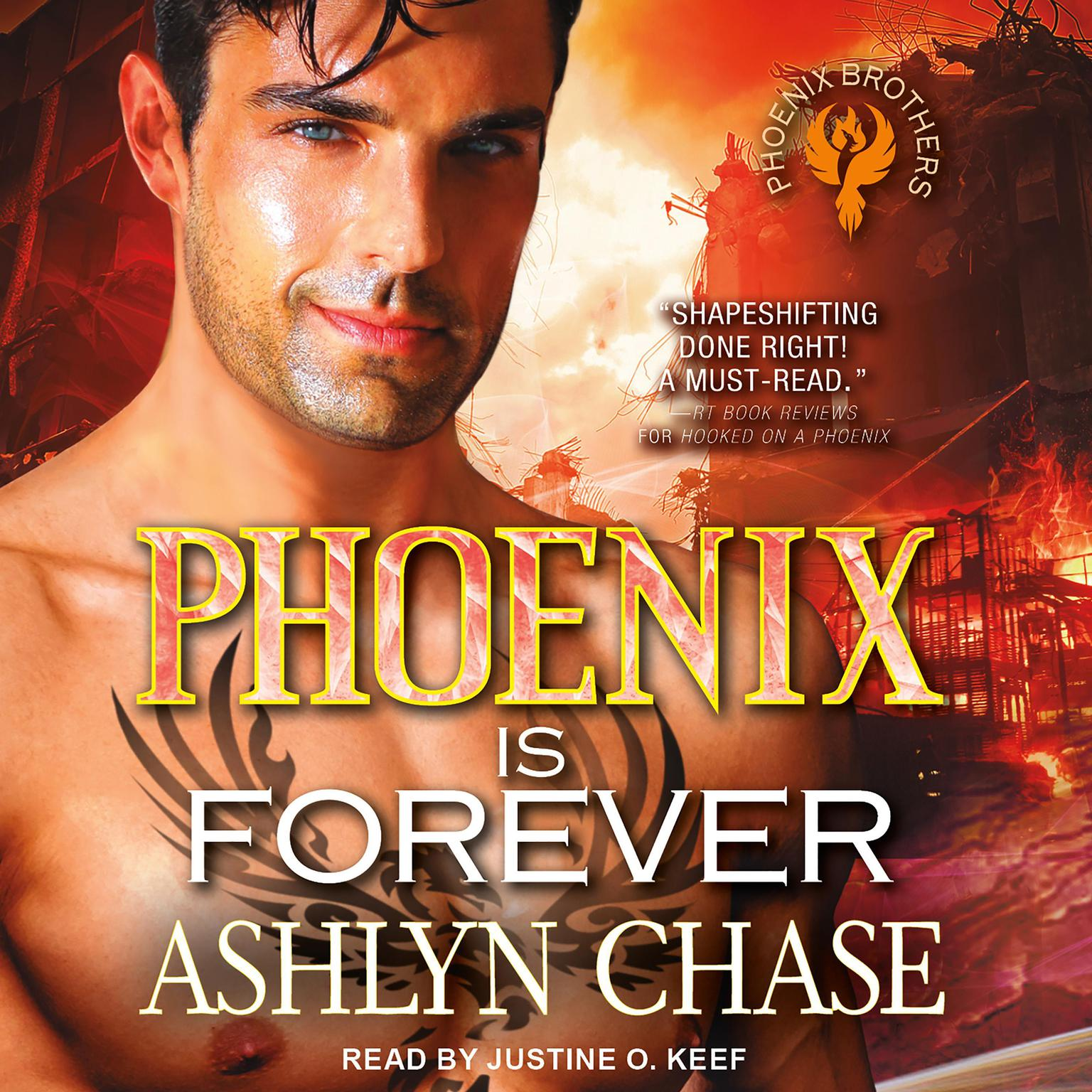 Phoenix is Forever Audiobook, by Ashlyn Chase