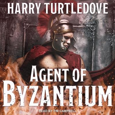 Agent of Byzantium Audiobook, by Harry Turtledove