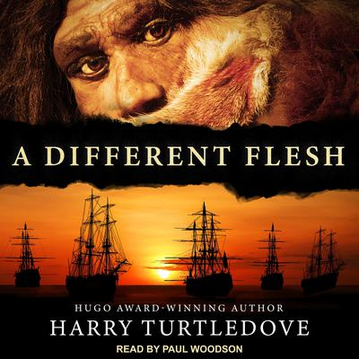 A Different Flesh Audiobook, by Harry Turtledove