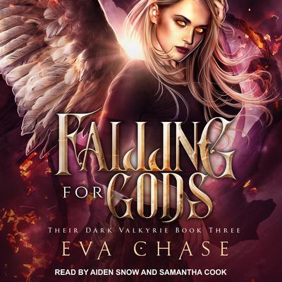 Falling for Gods: A Reverse Harem Urban Fantasy Audiobook, by Eva Chase