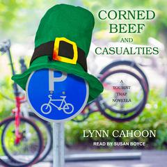 Corned Beef and Casualties Audiobook, by Lynn Cahoon