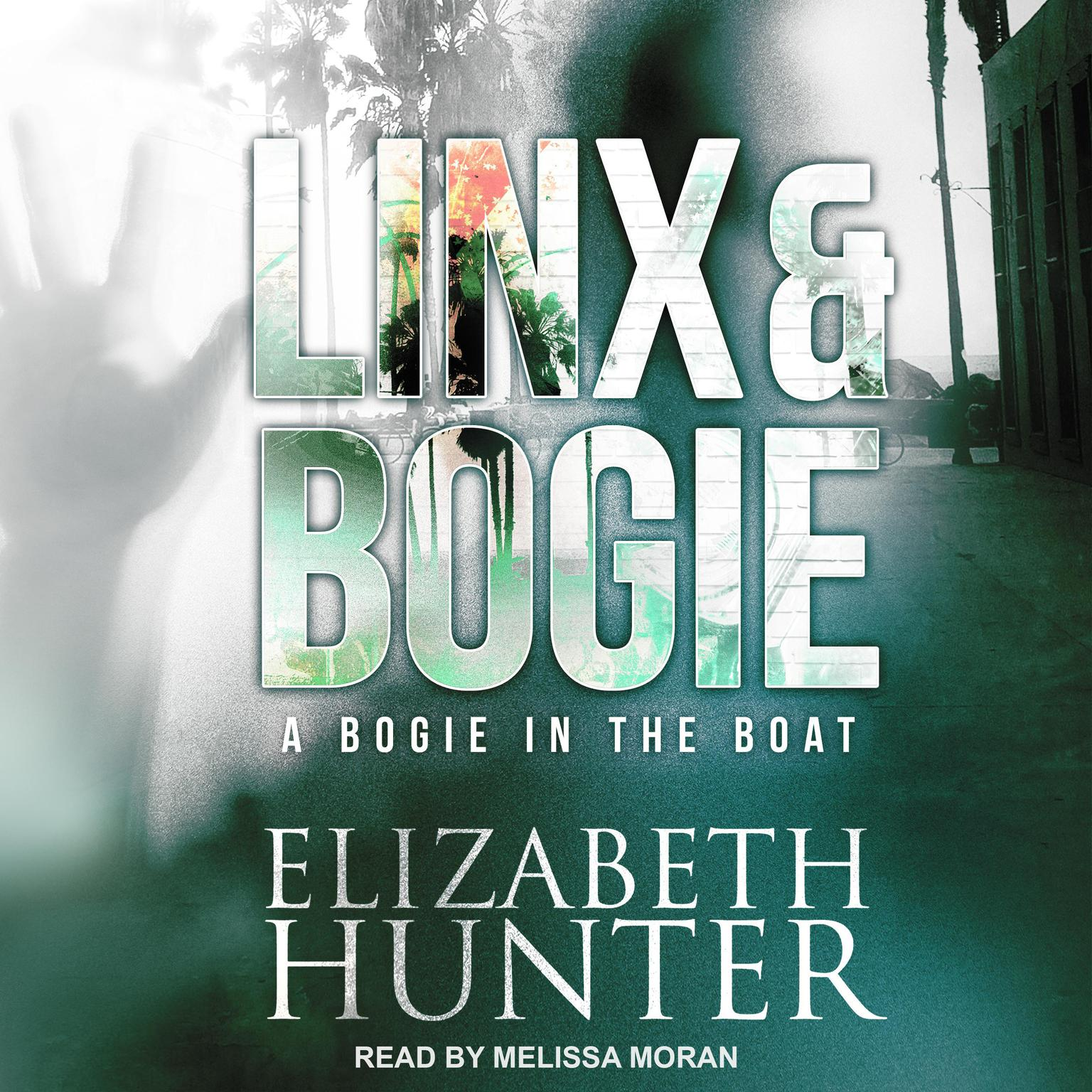 Printable A Bogie in the Boat: A Linx & Bogie Story Audiobook Cover Art