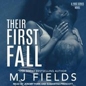 Their First Fall: Trucker and Keeka's story Audiobook, by MJ Fields