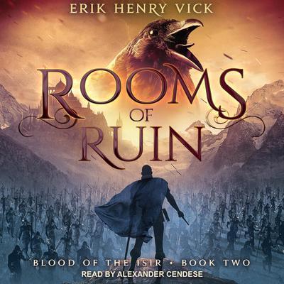 Rooms of Ruin Audiobook, by Erik Henry Vick