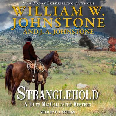 Stranglehold Audiobook, by William W. Johnstone