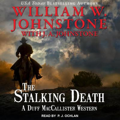The Stalking Death Audiobook, by J. A. Johnstone