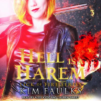 Hell is a Harem: Book 3 Audiobook, by Kim Faulks