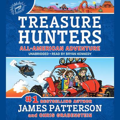 Treasure Hunters: All American Adventure  Audiobook, by