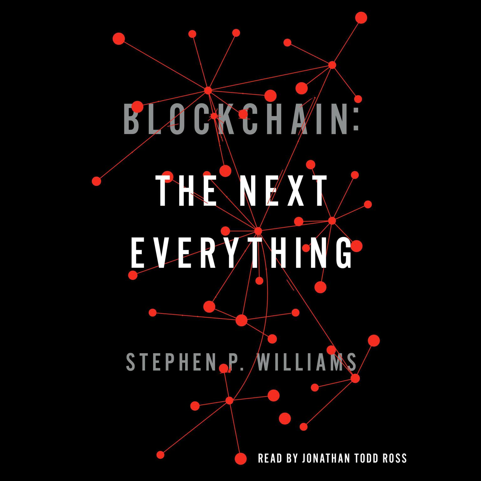 Printable Blockchain: The Next Everything Audiobook Cover Art