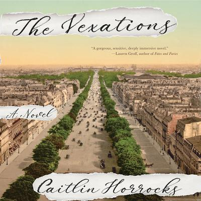 The Vexations Audiobook, by Caitlin Horrocks
