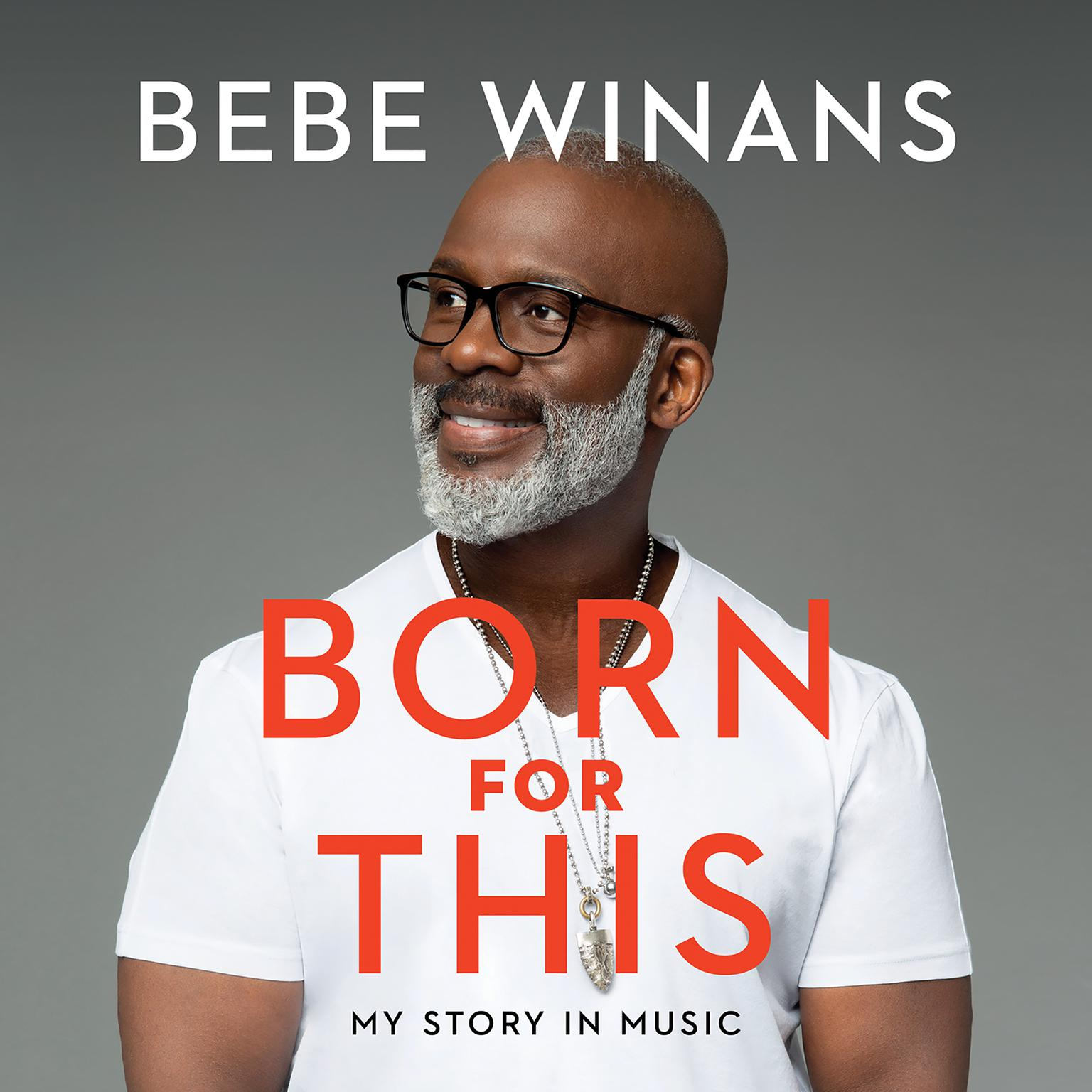Printable Born for This: My Story in Music Audiobook Cover Art
