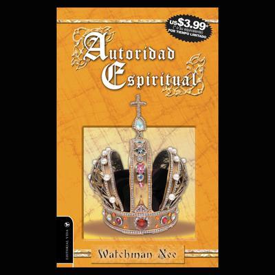 Autoridad espiritual Audiobook, by