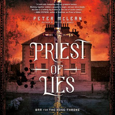 Priest of Lies Audiobook, by Peter McLean