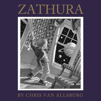 Zathura Audiobook, by Chris Van Allsburg