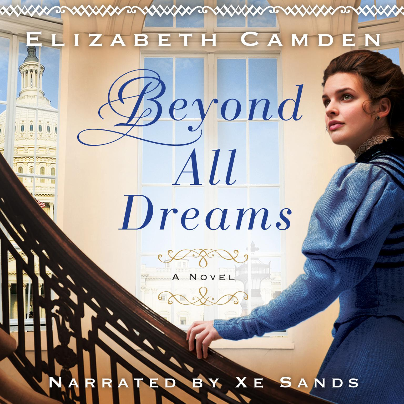 Printable Beyond All Dreams Audiobook Cover Art
