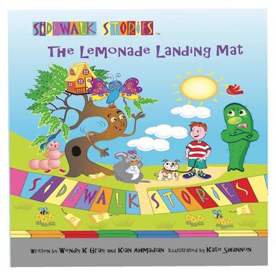 Sidewalk Stories: The Lemonade Landing Mat with Music Audiobook, by Kate Shannon