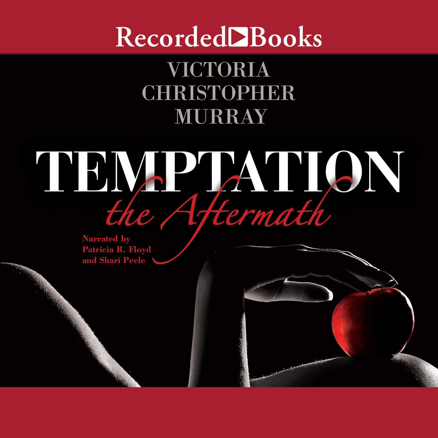Printable Temptation: The Aftermath Audiobook Cover Art