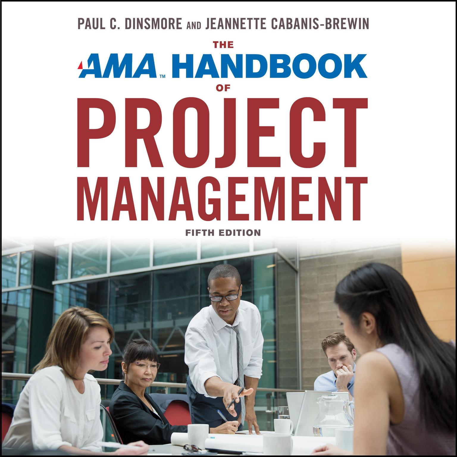 Printable The AMA Handbook of Project Management: Fifth Edition Audiobook Cover Art