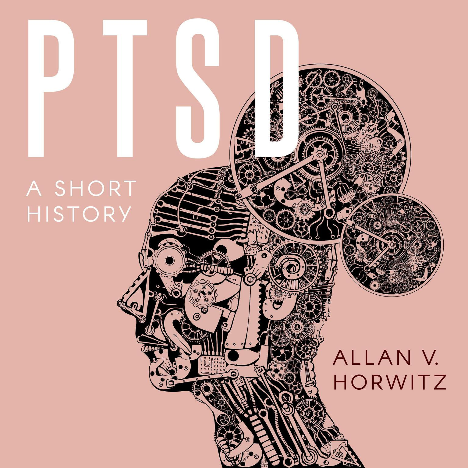Printable PTSD: A Short History Audiobook Cover Art
