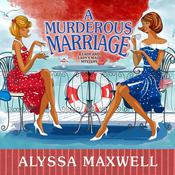 A Murderous Marriage Audiobook, by Alyssa Maxwell