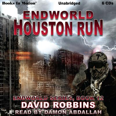 Houston Run Audiobook, by David Robbins