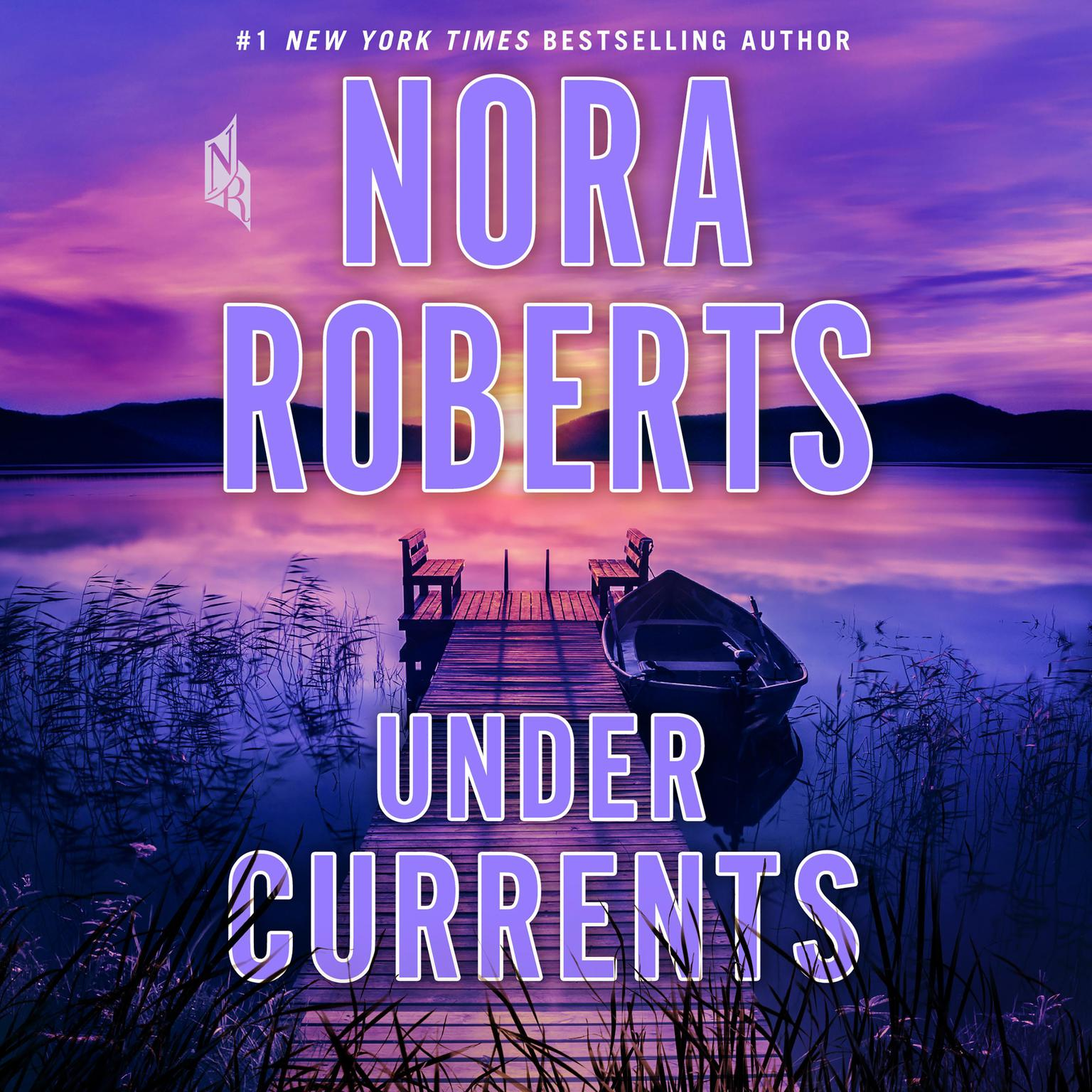 Printable Under Currents: A Novel Audiobook Cover Art