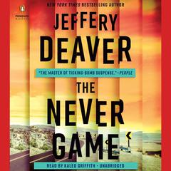 The Never Game Audiobook, by Jeffery Deaver