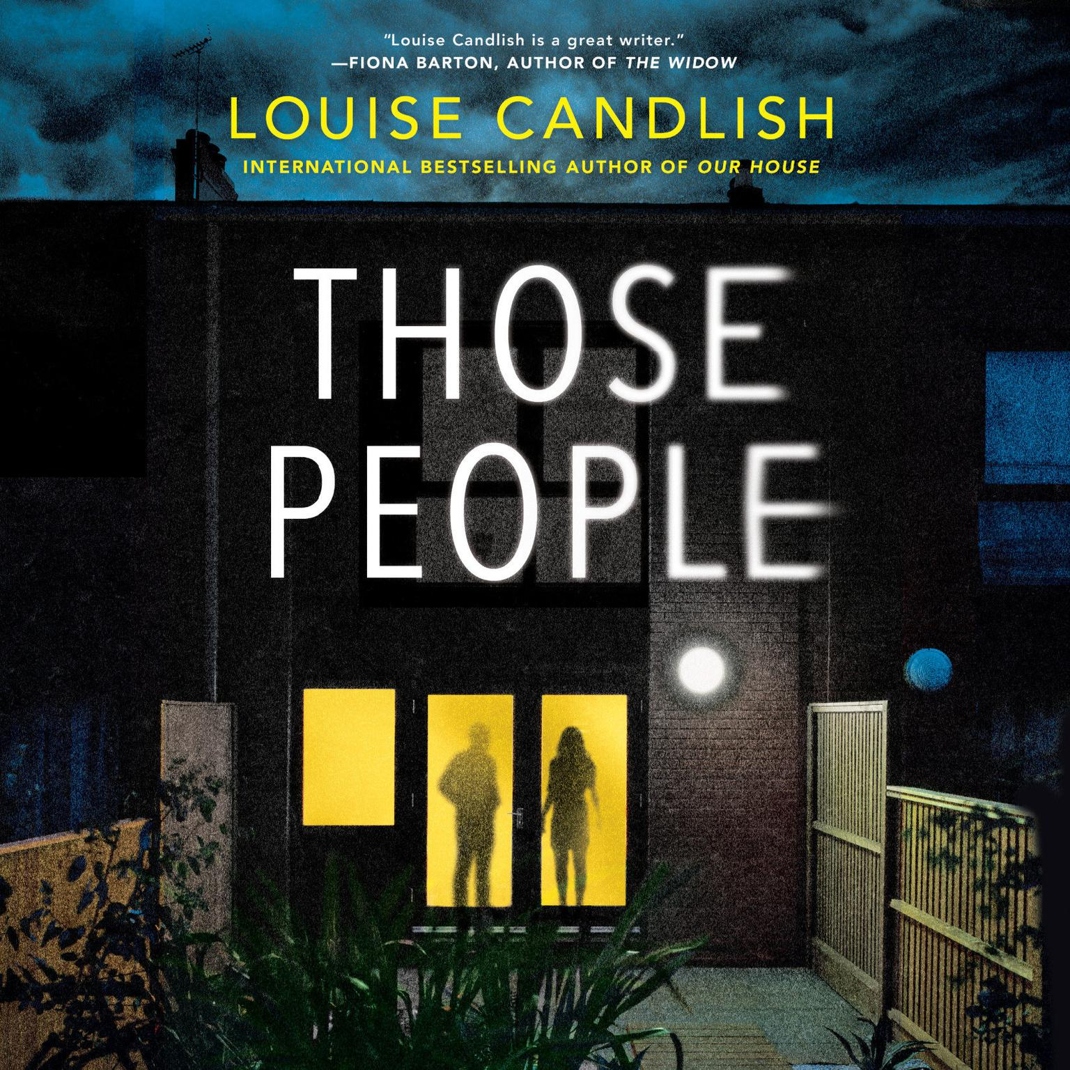 Printable Those People Audiobook Cover Art