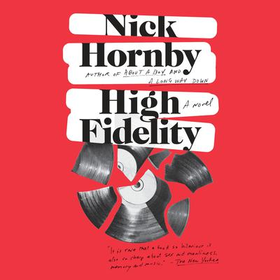 High Fidelity Audiobook, by Nick Hornby