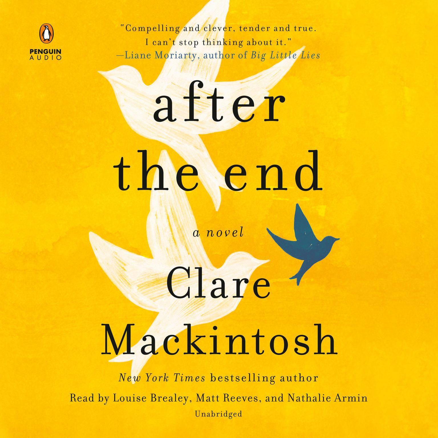 After the End Audiobook, by Clare Mackintosh