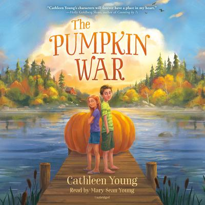 The Pumpkin War Audiobook, by Cathleen Young
