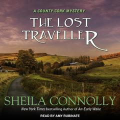 The Lost Traveller Audiobook, by Sheila Connolly