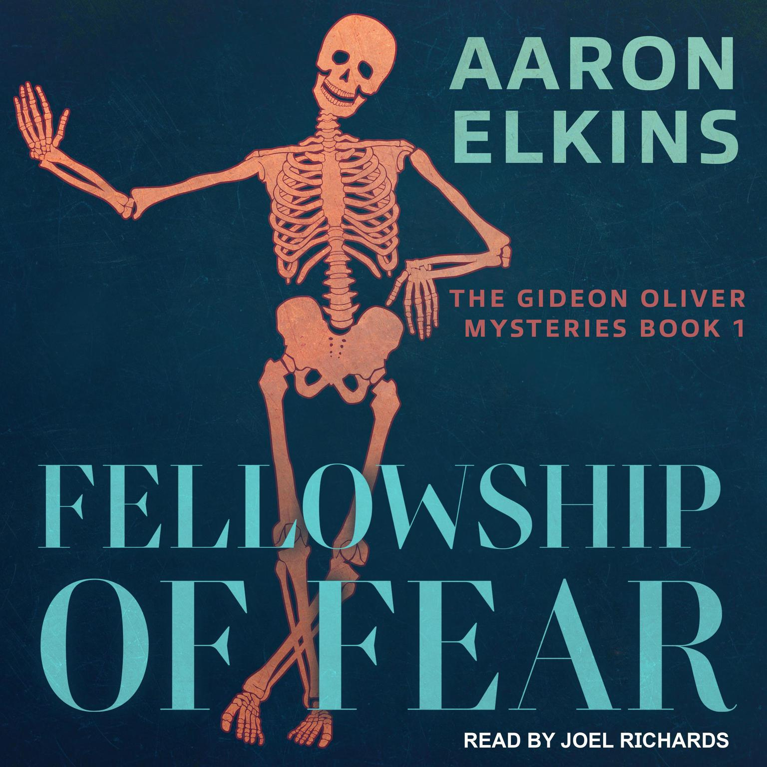 Printable Fellowship of Fear Audiobook Cover Art